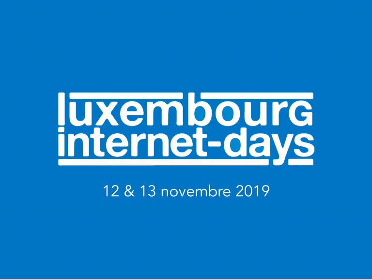 Read more about the article Luxembourg Internet Days 2019